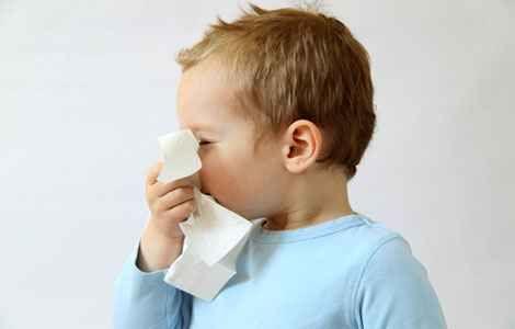 Алергічний риніт у дітей лікування