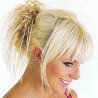 блондування волосся