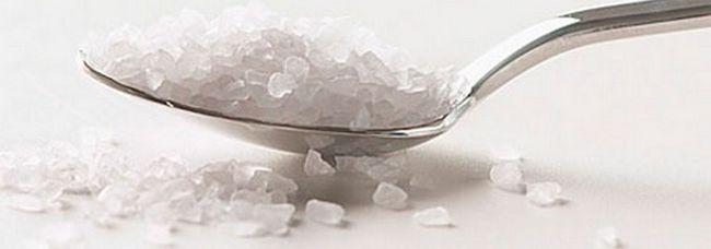 Чим корисна маска для волосся з сіллю. Рецепти масок