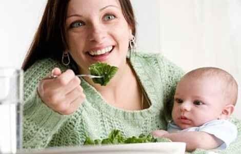 Що можна їсти після пологів, харчування годуючої матері