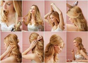 Щоб бути прекрасною в найкращий свято: зачіски на день народження