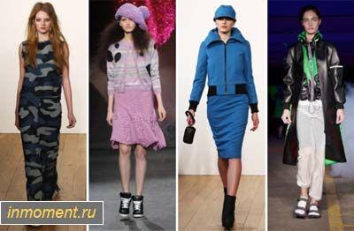 Ділова мода осінь 2013. Ділові сукні, костюми, спідниці та блузки восени 2013