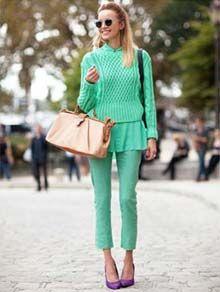 Ділова мода колекція весна 2012