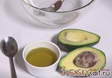 домашній рецепт з авокадо