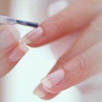 Французький манікюр на коротких нігтях