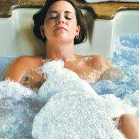 Гідромасаж для схуднення, корисні властивості такого масажу