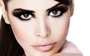 Цікаві ідеї макіяжу для карих очей на кожен день і на вечір