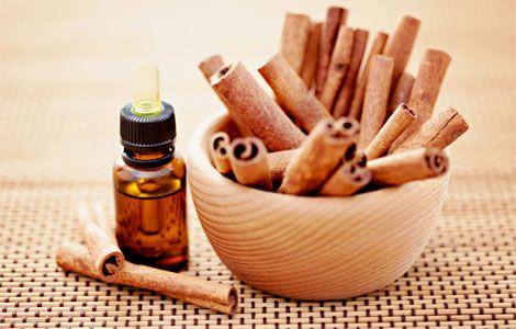 Ефірна олія кориці властивості і застосування