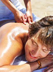 Еротичний масаж - улюблених рук дотик