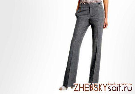 як правильно гладити брюки зі стрілками