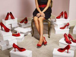 Як і з чим носити червоні туфлі?