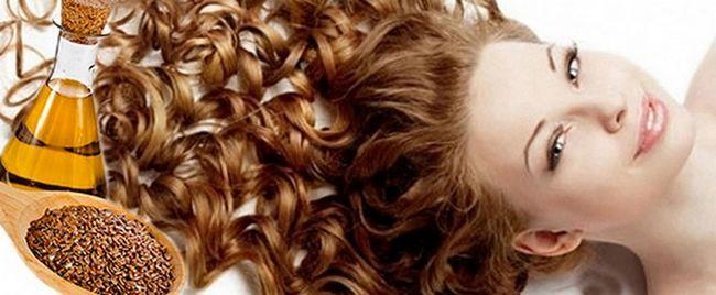 Як використовувати лляне масло для волосся. Рецепти масок