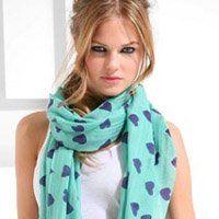 Як модно зав`язати шарф