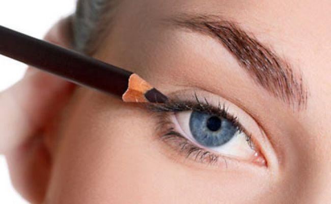 Як правильно фарбувати очі олівцем: опис і відео