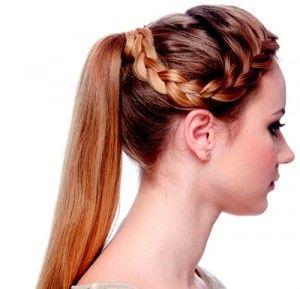 Як самій собі зробити красиву зачіску: терпіння плюс фантазія