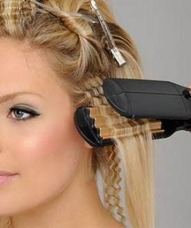 Як зробити красиву укладку на середні волосся в домашніх умовах