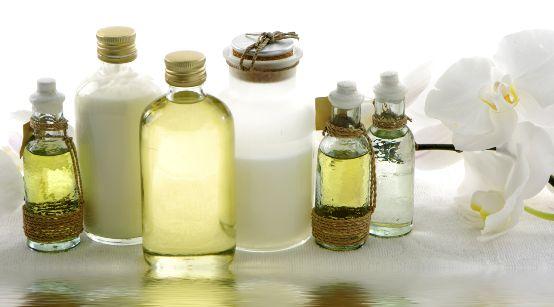 Як змити масло з волосся?
