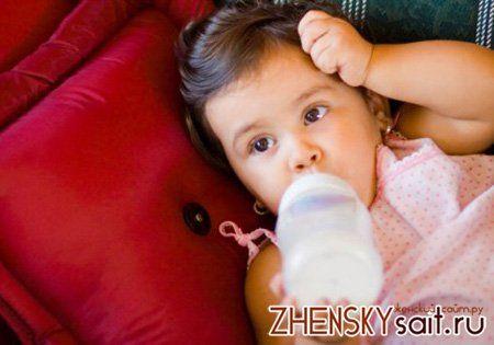 як стерилізувати дитячі пляшечки