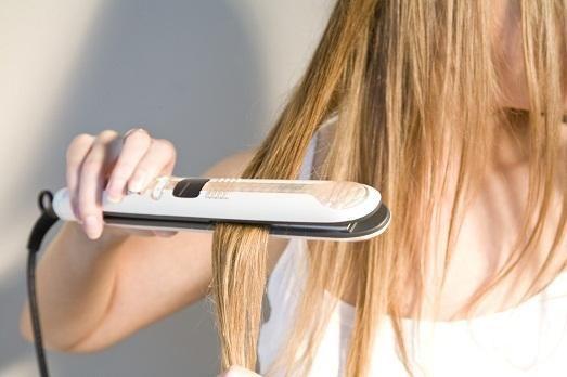 Високі температуи шкодять волоссю