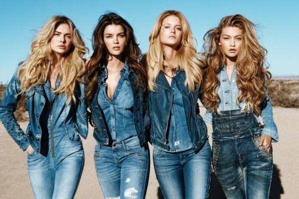 Який одяг поєднується з джинсової сорочкою?