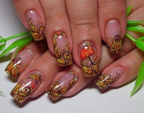 Які нігті в моді восени?