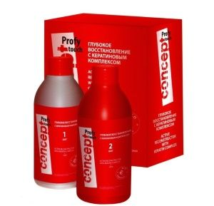 Концепт: косметика для волосся і засоби для догляду