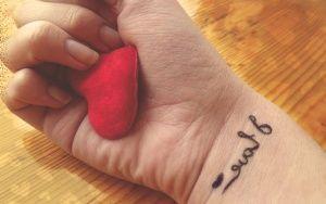 Татуювання на зап`ясті