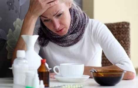 Лікування застуди народними засобами