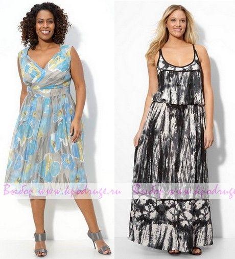 Літня мода і повнота - сумісні речі!
