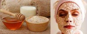 Маска для обличчя з вівсяних пластівців: користь-свідчення-застосування-рецепти