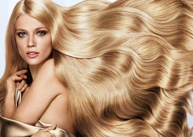 Маска для освітлення волосся
