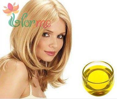 Маска для волосся з касторовою олією для здобуття незрівнянною шевелюри