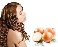 Цибулеві маски для росту волосся і від лупи