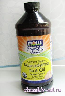 Масло макадамії: властивості, застосування і де купити