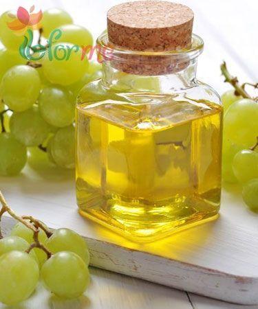 Масло виноградних кісточок - еліксир молодості і краси
