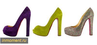 Модне взуття осінь 2011: колекції будинків моди