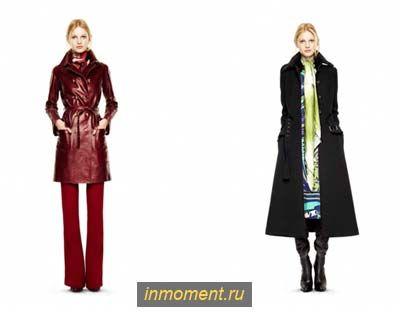 Модна верхній одяг осінь 2011: пальта, плащі, накидки. Колекції відомих марок модного верхнього одягу