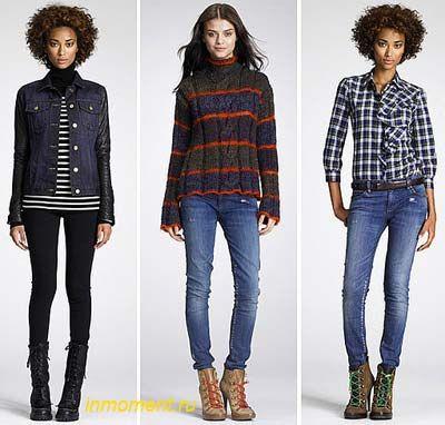 Модні брюки осінь 2010: джинсова симфонія, шкіряні, трикотажні і оксамитові штани. Офісні штани осінь 2010