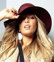 Модні головні убори зима 2009-2010: берети, капелюшки, кепки, шапочки і хутряні головні убори