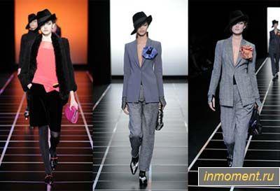 Модні костюми навесні 2013
