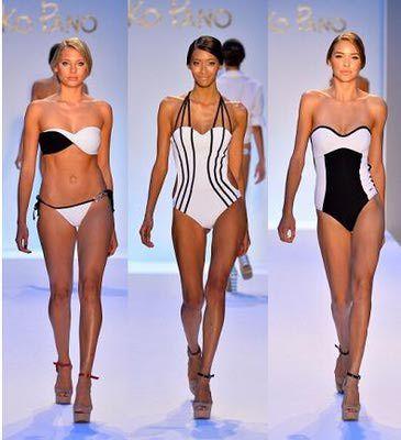 Модні купальники літа 2014: повний фото - огляд нових колекцій