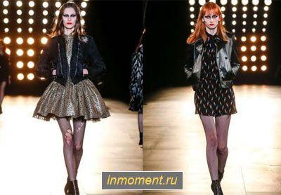 Модні куртки і верхній одяг осінь 2015