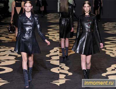 Модні куртки осінь-зима 2011/2012. Колекції модних курток від відомих кутюр`є осінь-зима 2011/2012