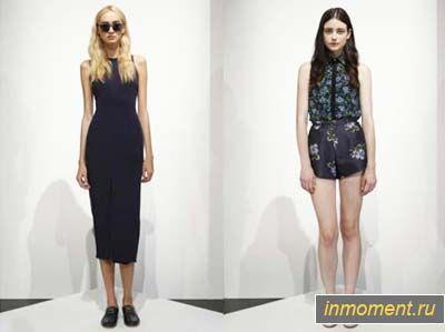 Модні сукні сезону літо 2012