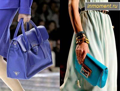 Модні сумки літо 2011: білі, кольорові сумки 2011. Модні клатчі та сумки-пакети сезону літо 2011