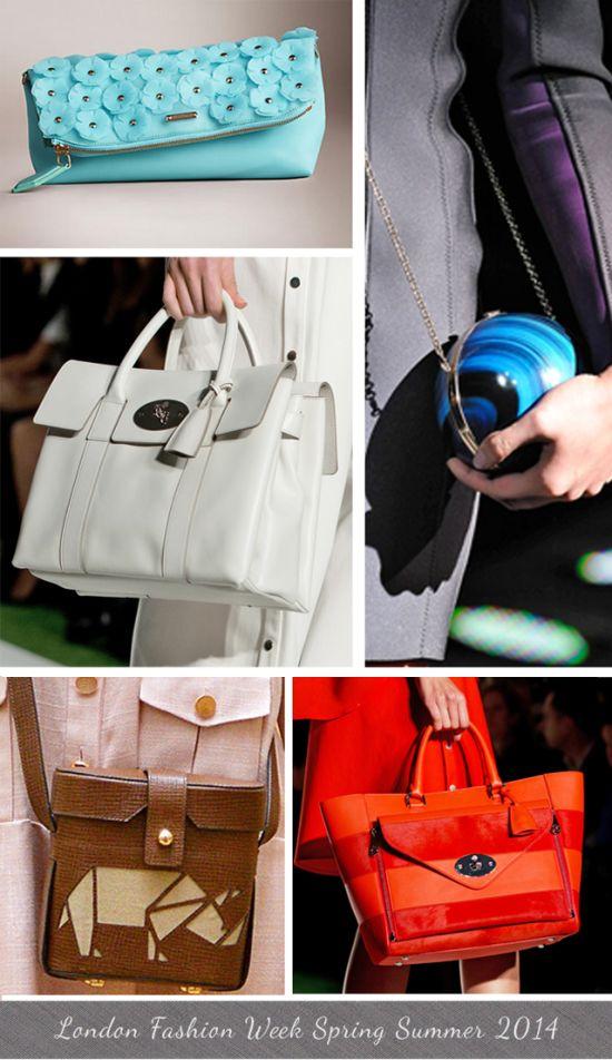 Модні сумки весняно-літнього сезону 2014