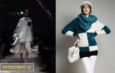 Модні светри весна 2014