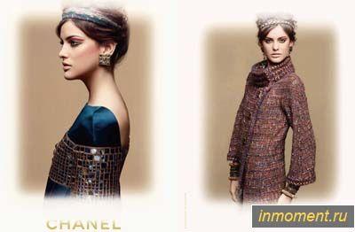 Модні прикраси осінь-зима 2011. Колекції модних прикрас chanel, assad mounser, tiffany осінь-зима 2011/12