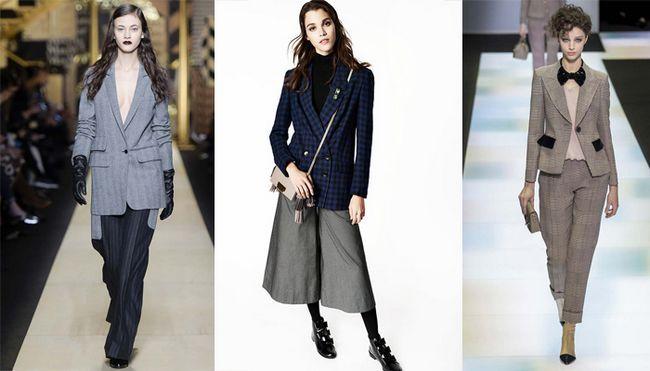 Модні жакети і піджаки майбутнього сезону
