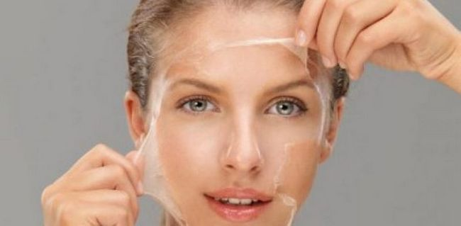 Неймовірний ефект від желатинової маски для обличчя